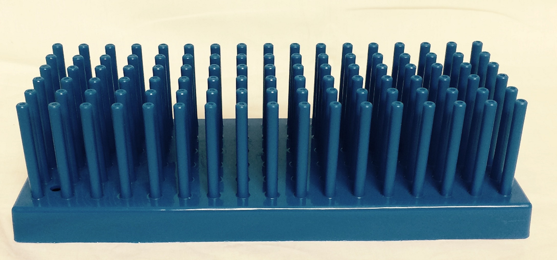 Full-View Series Blue Test tube Support Diameter 10-13