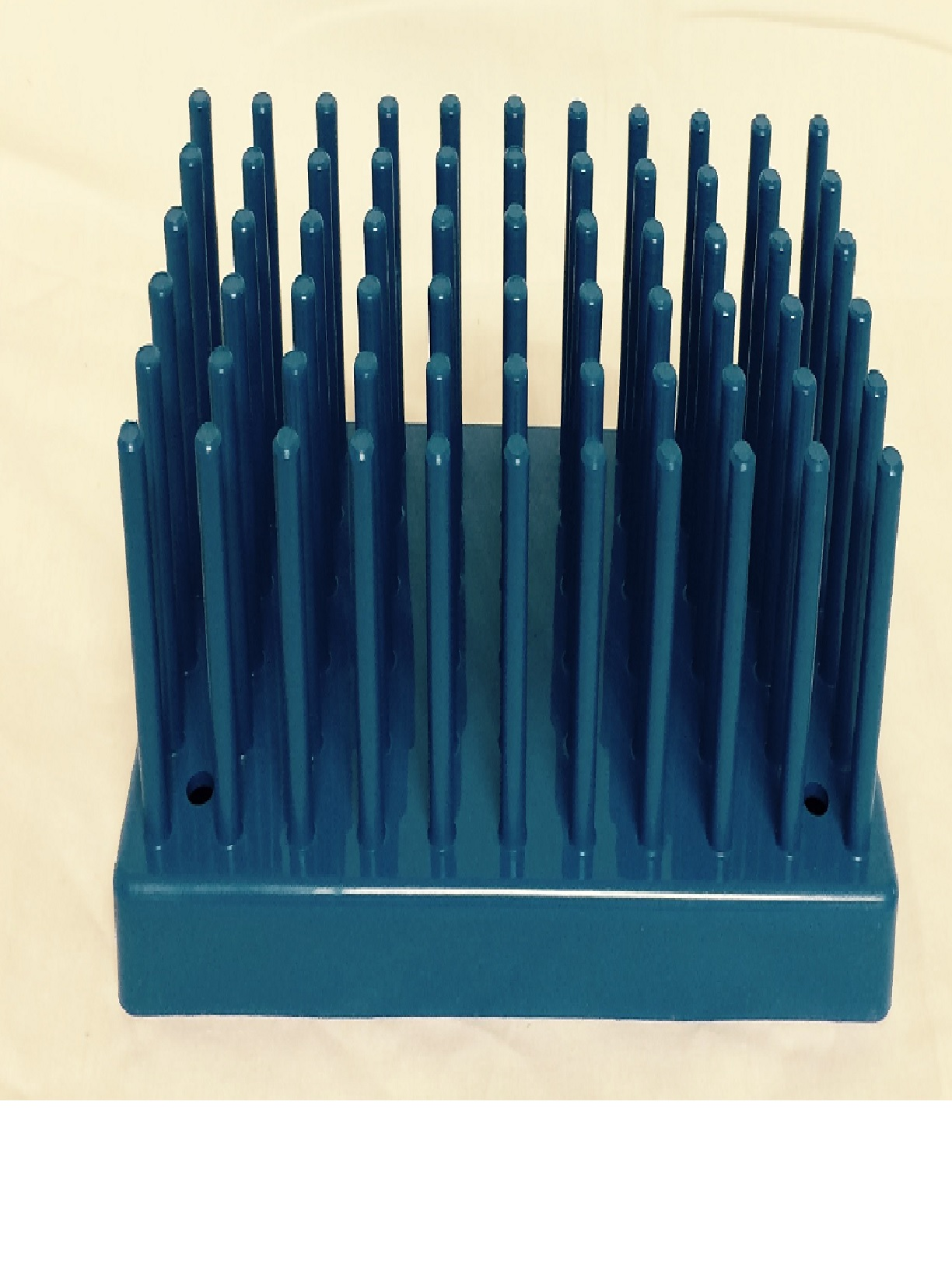 Full-View Series 217 Blue Test tube Support, Diameter 14 - 17,