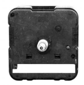 "Hi-torque Quartz Clock Movement for Dials up to 1/4"" Thick."