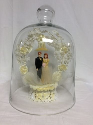 Wedding Cake Toppers / Flowers